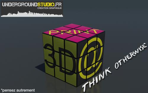 Carte De Visite Underground Studio